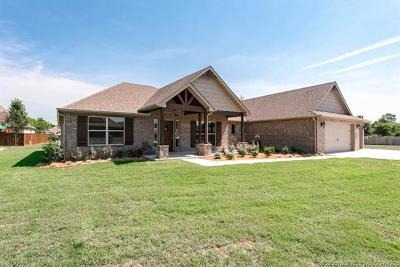 Coweta Single Family Home For Sale: 26359 E 115th Street S