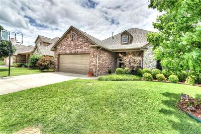 Owasso Single Family Home For Sale: 8810 N 143rd East Avenue