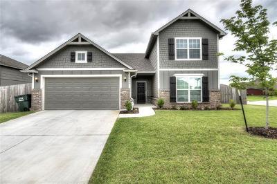 Owasso Single Family Home For Sale: 12017 E 109th Street N