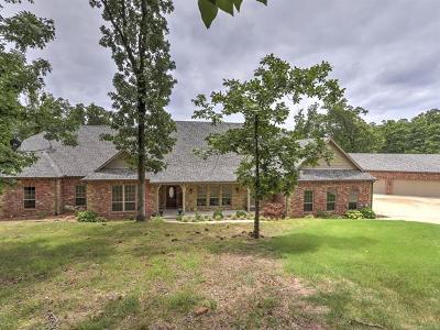 Broken Arrow Single Family Home For Sale: 5943 S 298th East Avenue