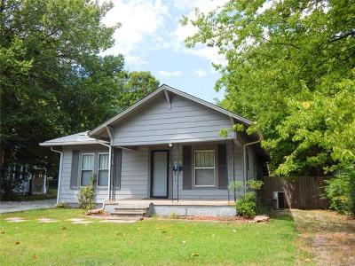 Ada Single Family Home For Sale: 1025 S Cherry Street