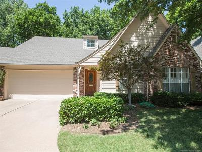 Tulsa Single Family Home For Sale: 5546 S Delaware Court