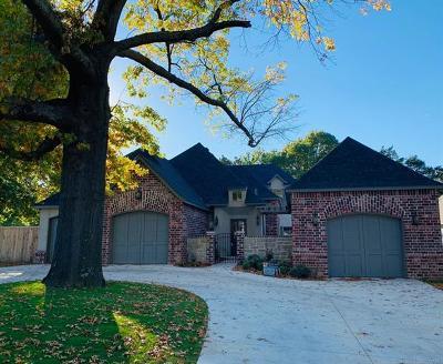 Tulsa Single Family Home For Sale: 2960 S Delaware Avenue