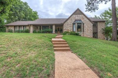 Tulsa Single Family Home For Sale: 9823 S Knoxville Avenue