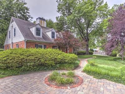 Tulsa Single Family Home For Sale: 2514 E 40th Street