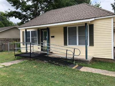 Claremore Single Family Home For Sale: 309 W Jordan Street