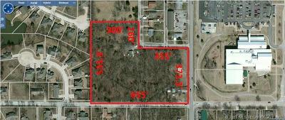 Claremore Residential Lots & Land For Sale: 555 S Brady Street