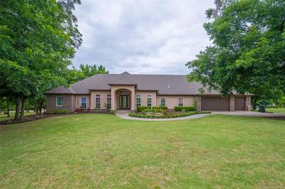 Skiatook Single Family Home For Sale: 16048 Munson Court