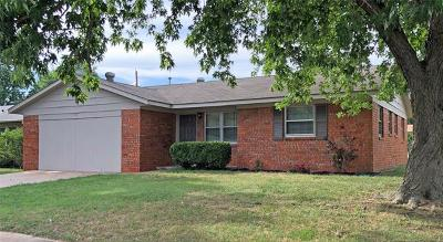 Sand Springs Single Family Home For Sale: 701 Jamaica Drive