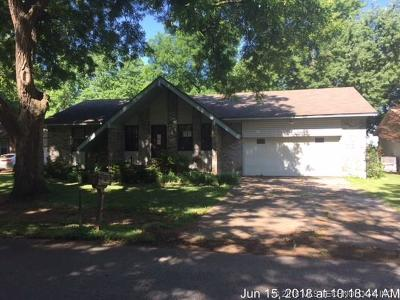 Bixby Single Family Home For Sale: 16520 S 97th East Place