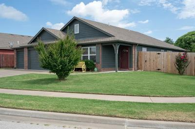 Owasso Single Family Home For Sale: 15201 E 108th Street North