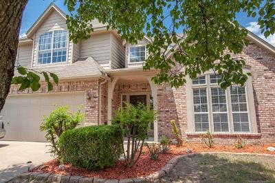 Broken Arrow Single Family Home For Sale: 2912 W Norman Street
