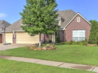 Owasso Single Family Home For Sale: 8820 N 144th East Avenue