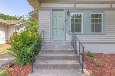 Tulsa Single Family Home For Sale: 2247 E 8th Street