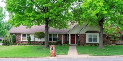 Tulsa Single Family Home For Sale: 7954 S Toledo Avenue