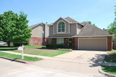 Owasso Single Family Home For Sale: 12908 E 80th Street N