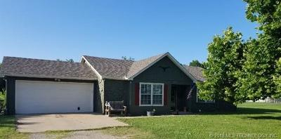 Mounds Single Family Home For Sale: 4925 E 208th Street S
