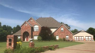 Owasso Single Family Home For Sale: 15600 E 84th Street North