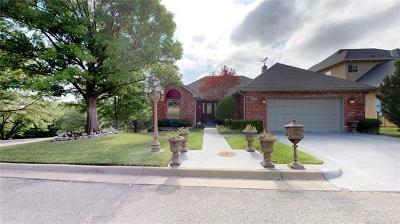 Tulsa Single Family Home For Sale: 7511 S Irvington Avenue