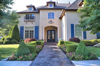 Tulsa Single Family Home For Sale: 5901 E 108th Street
