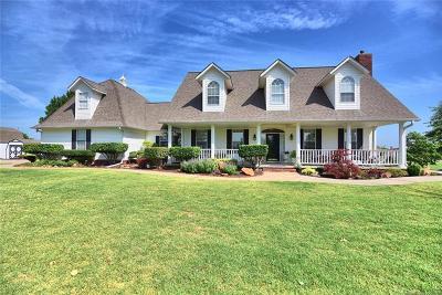 Claremore Single Family Home For Sale: 16341 E Dakota Road