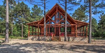 Broken Bow Single Family Home For Sale: 29 Stone Pine Lane