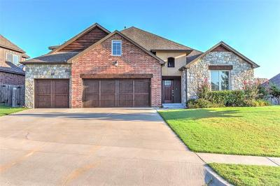 Jenks Single Family Home For Sale: 2017 W 109th Place S