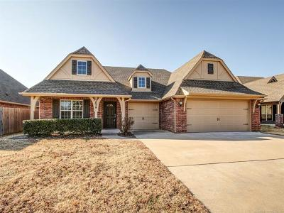 Bixby Single Family Home For Sale: 13674 S 86th East Avenue