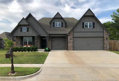 Broken Arrow Single Family Home For Sale: 2508 W Winston Street
