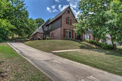 Jenks Single Family Home For Sale: 12521 S 18th Circle E