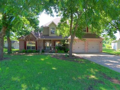 Sapulpa Single Family Home For Sale: 2201 S 112th West Court