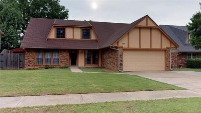 Broken Arrow Single Family Home For Sale: 1618 S Beech Court