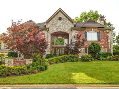 Tulsa Single Family Home For Sale: 8721 S Gary Avenue