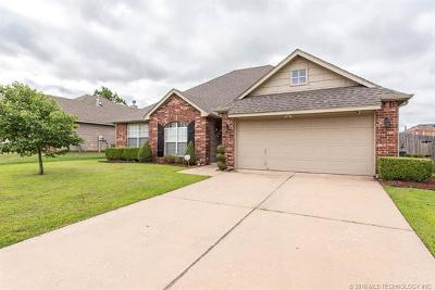 Bixby Single Family Home For Sale: 10322 E 112th Place