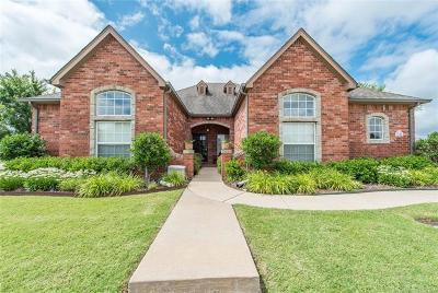 Broken Arrow Single Family Home For Sale: 3701 W Southpark Boulevard