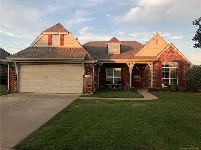 Owasso Single Family Home For Sale: 9013 N 156th East Place