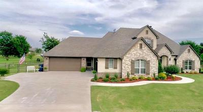 Owasso Single Family Home For Sale: 8127 N 68th East Place