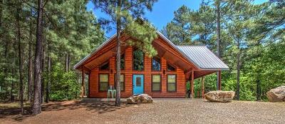 Broken Bow Single Family Home For Sale: 80 Bent Pine Trail