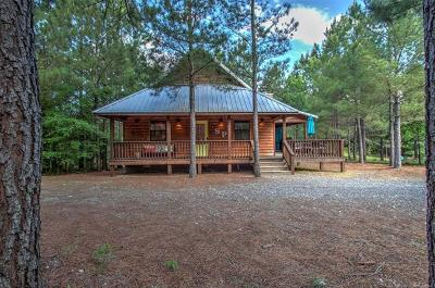 Broken Bow Single Family Home For Sale: 81 Bent Pine Trail