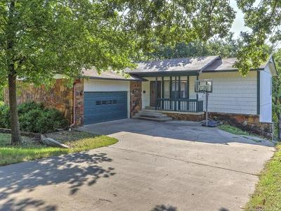Sapulpa OK Single Family Home For Sale: $174,900