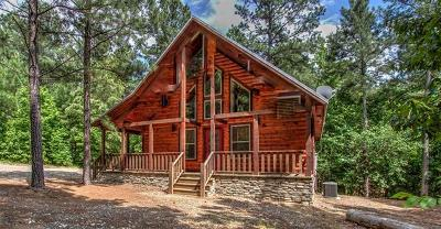 Broken Bow Single Family Home For Sale: 86 Bent Pine Trail