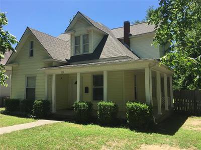 Sapulpa Single Family Home For Sale: 310 S Walnut Street