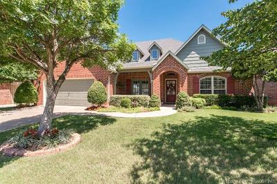 Bixby Single Family Home For Sale: 9175 E 118th Place S