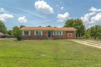 Skiatook Single Family Home For Sale: 533 N Choctaw Road
