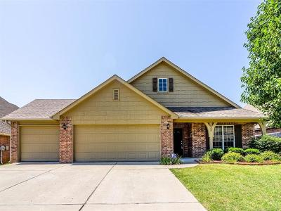 Jenks Single Family Home For Sale: 3912 W 110 Street S