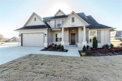Owasso Single Family Home For Sale: 14420 E 95th Place N