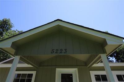 Tulsa Single Family Home For Sale: 5223 S Wheeling Avenue