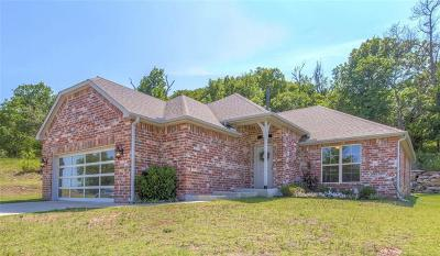 Sand Springs Single Family Home For Sale: 4614 S Linwood Drive