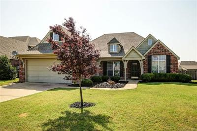 Owasso Single Family Home For Sale: 9005 N 156th East Place