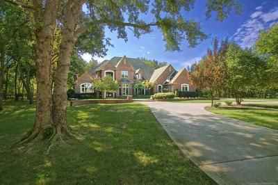Owasso Single Family Home For Sale: 9801 N Stonewick Road